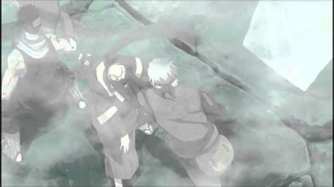 film naruto kakashi vs zabuza naruto amv team kakashi vs zabuza and 7 swordsmen of the
