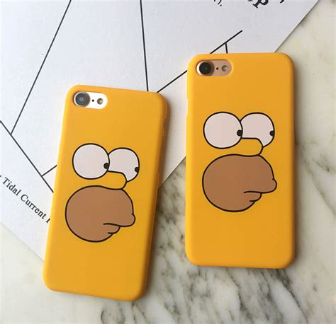 Iphone 6 6s Plus Goyard Bart Fly Hardcase buy wholesale the simpsons iphone from china the simpsons iphone wholesalers aliexpress