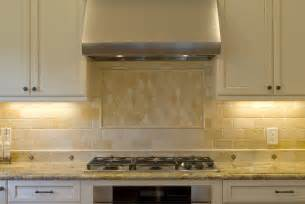 Kitchen Backsplash Travertine by Travertine Tile Backsplash Galleryhip Com The Hippest