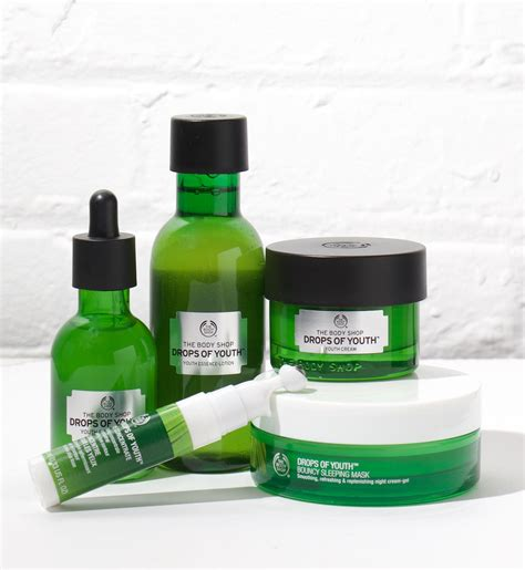 Best Seller The Bodyshop Drops Of Youth Youth Selamat Berbelanj the shop promises better skin in 28 days