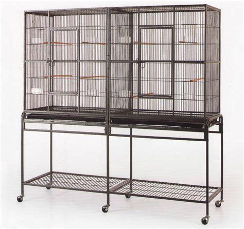 large cages large flight cage cockatiel ferret sugar glider wrought iron 15d black133 ebay