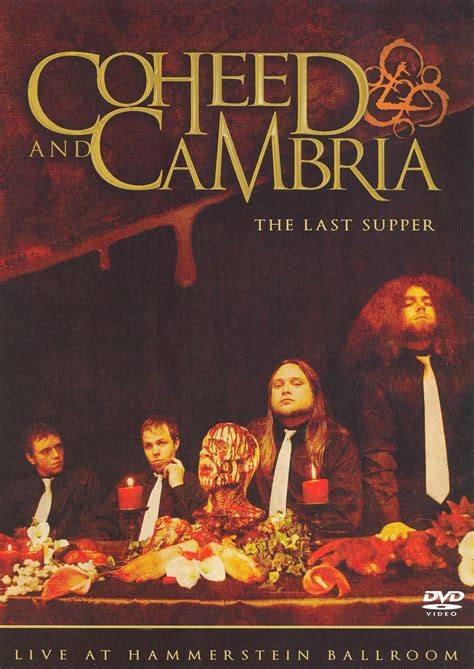 the last leaf 2001 synopsis characteristics moods coheed and cambria the last supper live at hammerstein