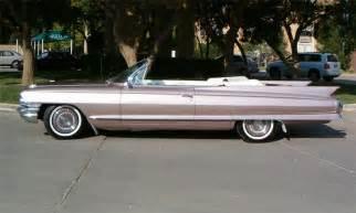 62 Cadillac Convertible 1962 Cadillac Series 62 Convertible 15732