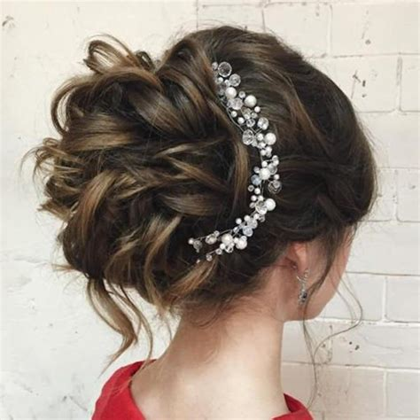 Wedding Hairstyles For Medium Thick Hair by 71 Wedding Hairstyles For Medium Hair