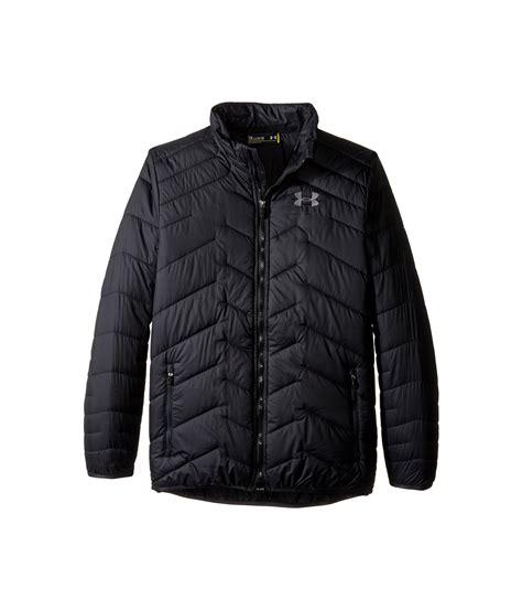 design under armour jacket under armour kids ua coldgear jacket big kids at zappos com