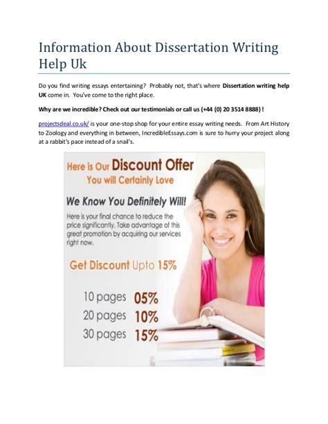 dissertation help uk uk dissertation writing help