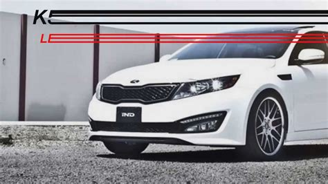 Kia Optima Modded Kia Optima K5 Led Turn Signal Mod
