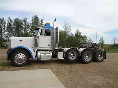 kenworth heavy haul trucks for sale peterbilt 379 1995 daycab semi trucks