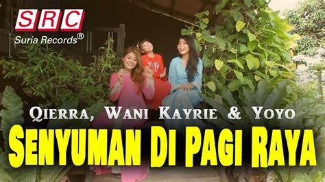beraya di teratak manshahar syed shamim wani 2015 raya song beraya di teratak official