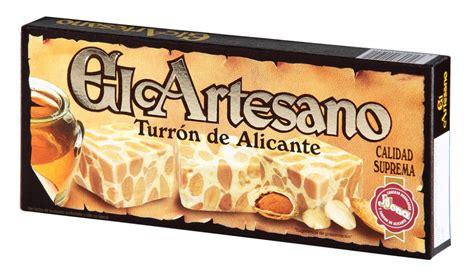 New Kitchen Gift Ideas Buy Spanish Hard Turron De Alicante