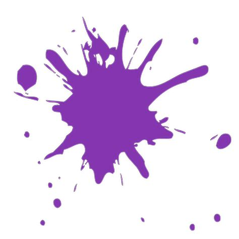 no need for a splash of paint jackson pollock s tiny old new york purple paint drip remixit