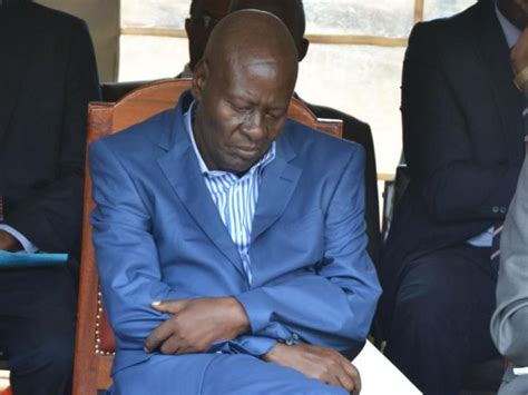 Governors Chair Says The Will Go On by Council Of Governors To Sue Gachagua S Impeachment