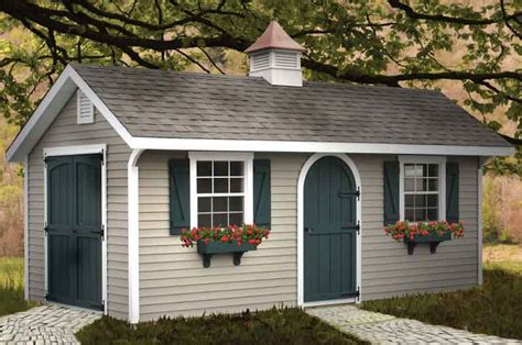 premium sheds custom carriage house sheds