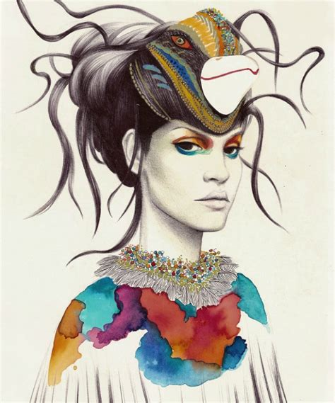 fashion illustration inspiration fashion illustration by camilla do rosario