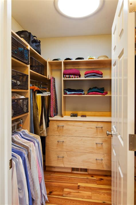 Cape Cod Closets by Charming Cape Cod Renovation Traditional Closet New