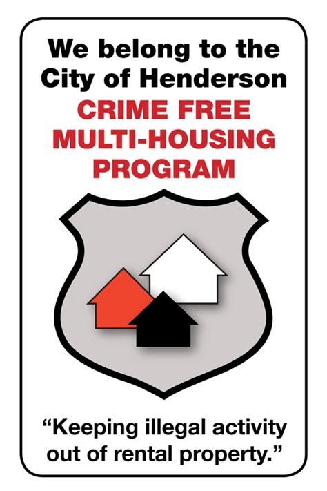 Crime Free Multi Housing