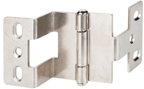 270 Degree Cabinet Hinge by 270 Degree Hinge 2 Quot X 3 4 Quot Burnished Nickel