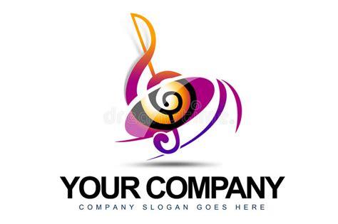 design free music logo music logo stock illustration image of instrument music