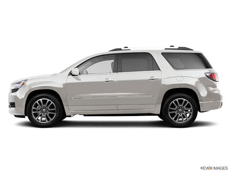 worden martin buick gmc white tricoat 2013 gmc acadia used suv for sale