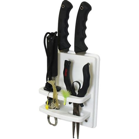 boat tool holder two knife plier and boga grip holder