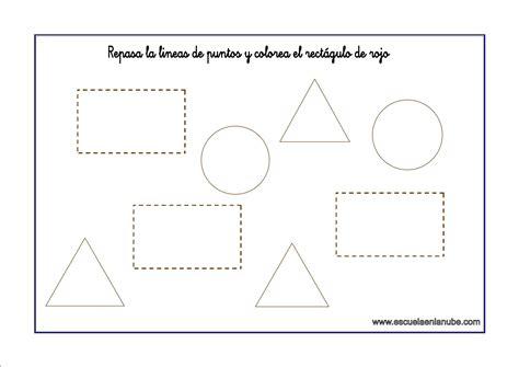 figuras geometricas hojas de trabajo historias de las formas geom 233 tricas el rect 225 ngulo