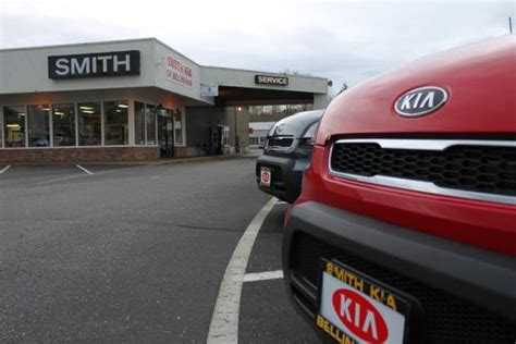 Smith Kia Bellingham Smith Kia Of Bellingham Bellingham Wa 98229 Car