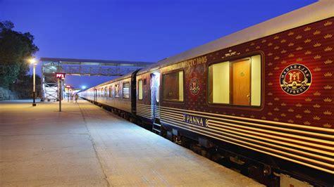 maharajas express unveils reved website luxury train thekkady