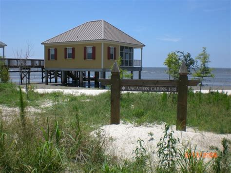 Cabins For Rent In Louisiana by Fontainebleau State Park Cabins St Tammany Parish