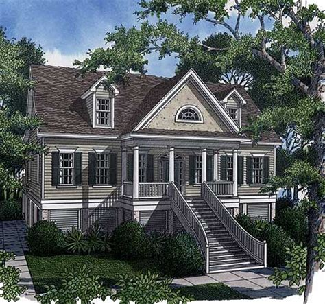low country house plan carolina low country house plans low country retreat 9113gu architectural designs