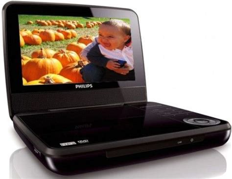 format kaset dvd player philips pet741b refurbished portable dvd player 7 quot tft