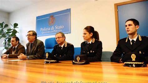 ufficio immigrazione perugia perugia polizia due nuovi dirigenti alla questura