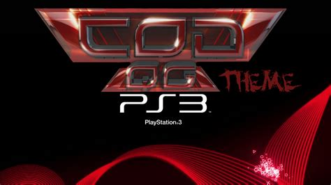 ps3 live themes com th 232 me theme codqg diaporama sur ps3 play3 live