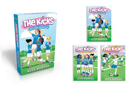 the kicks series by alex the kicks collection book by alex official