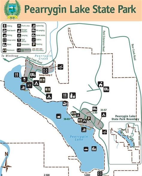 Pearrygin Lake State Park Cabins by Pearrygin Lake State Park Winthrop Washington C