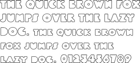 White Outline Font by Black Outline Font Pictures To Pin On Pinsdaddy