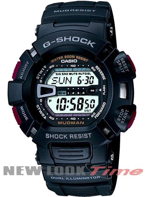 Casio G 9000 1vdr casio g shock g 9000 1vdr o rel 243 gio mais resistente do