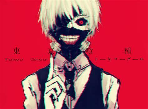 Kaneki ken mask red sanlucha tokyo ghoul wallpaper