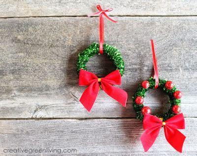christmas tree decorations to make at home i love graff durand fun diy christmas ornaments