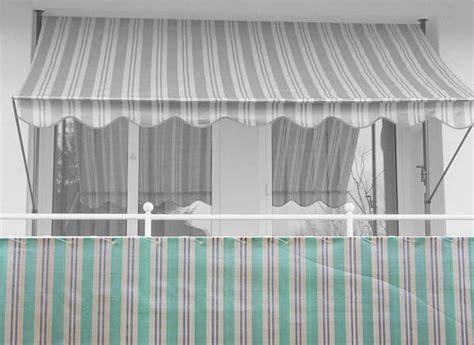 markisen paradies gutschein balkonbespannung design nr 1900 h 246 he 75 cm