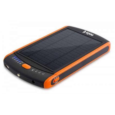 le de secours rechargeable epow 174 chargeur solaire portable 23000mah pc portable tablette