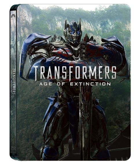 Transformers The Uk Exclusive Steelbook transformers age of extinction 3d 2d steelbook yes24 exclusive korea page