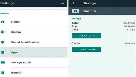 clear android system cache 5 ways to gain space on your android device