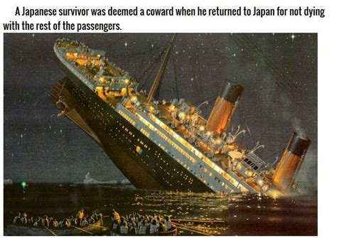 titanic film unknown facts incredible facts about the legendary titanic others