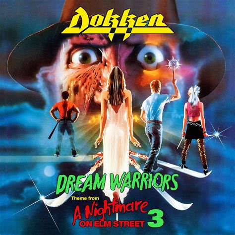 into the fire dokken film music site dream warriors into the fire