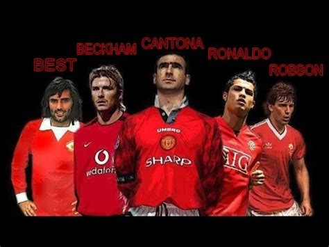 Manchester United 7 who is the best no 7 in manchester united