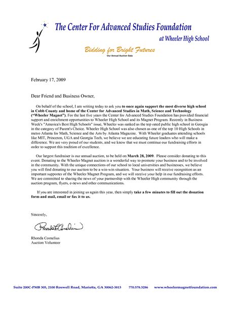 template letter asking for donations best photos of template of donation letter free sle
