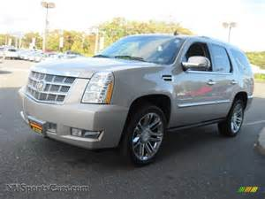 2008 Cadillac Escalade Platinum For Sale 2008 Cadillac Escalade Platinum Awd In Gold Mist 244814