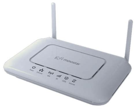 Router Wifi Movistar Movistar Homestation Er Asl 26555 Broadband In Spain