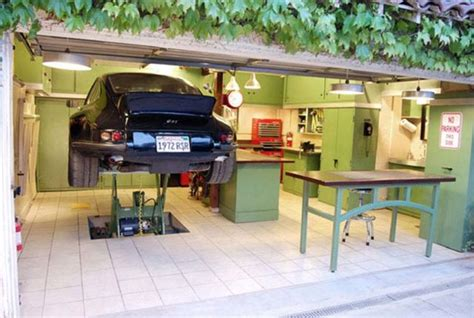 cool home garages ultimate garage the 7 most extreme man caves diy garage
