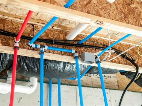 How To Install Pex Plumbing System by 25 Unique Plumbing Solder Ideas On Paint Near
